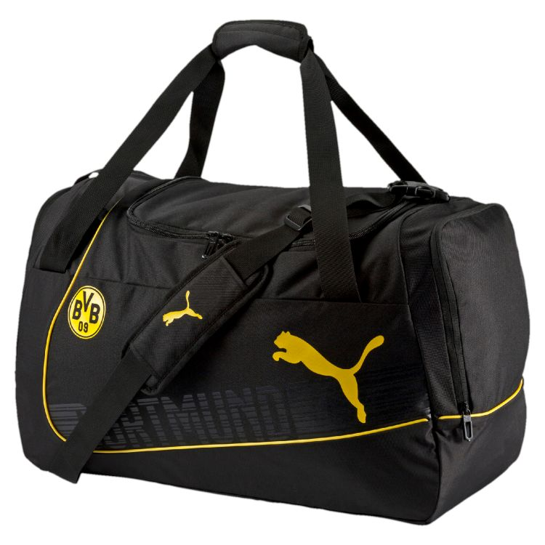 5a49c105d2750 Puma BVB evoPOWER Medium Bag Sporttasche Borussia Dortmund Tasche ...