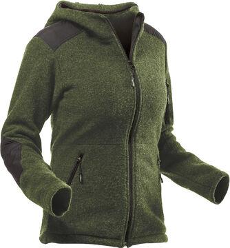 PFANNER Polartec Jacke Damen schwarz Oberteil Fleece