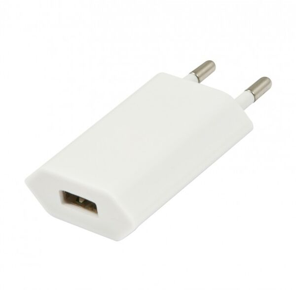 Flepo Netzteil USB 100V//240V Ladegerät Stromversorgung 5V 1A