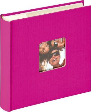 Memo Einsteckalbum Fun 200 Fotos 10x15 cm violett
