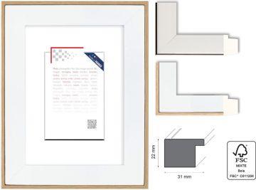 Cadre photo Newton 10x15 cm à 60x80 cm