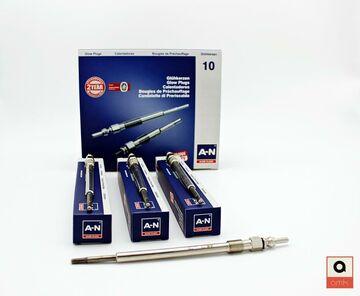 4 Pièces svac ® OEM-Q bougie de prechauffage pour FIAT BRAVO II 1.9 D Multijet