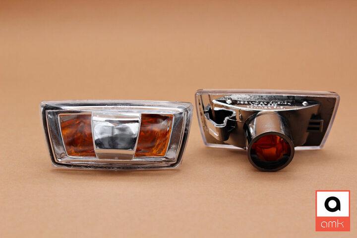 2x Blinker Kotflügel links /& rechts Opel Adam Astra Corsa Insignia Meriva Zafira