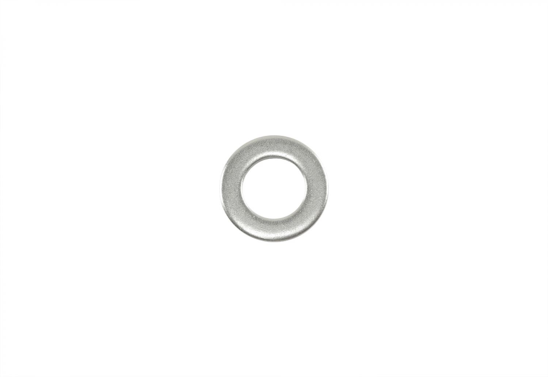 10 Stk DIN 125 Scheibe mit Fase B Stahl