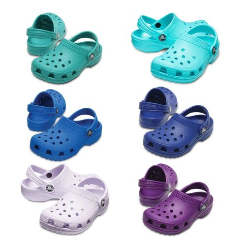 NEW Crocs Crocband Clog Kids Kids ClogsSlippersgarden shoes