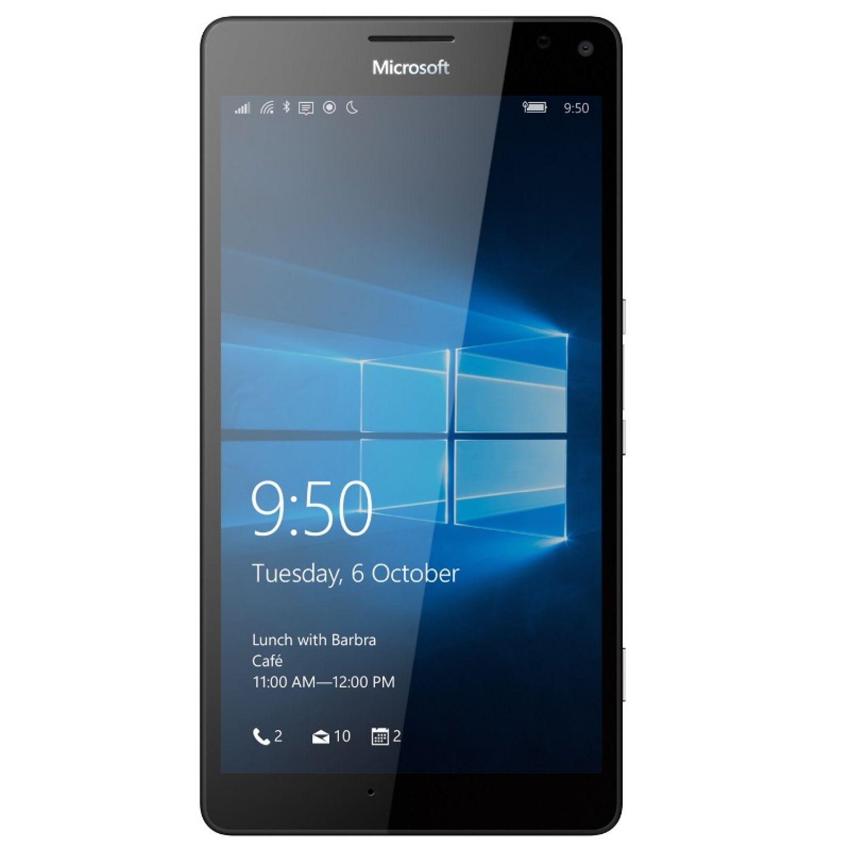 microsoft lumia 950 xl rm 1085 smartphone single sim 32gb. Black Bedroom Furniture Sets. Home Design Ideas