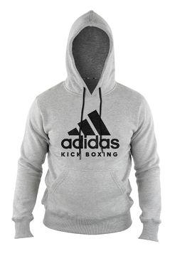 adidas Herren Community Hoody boxing Hellblau Grün UVP 59,95