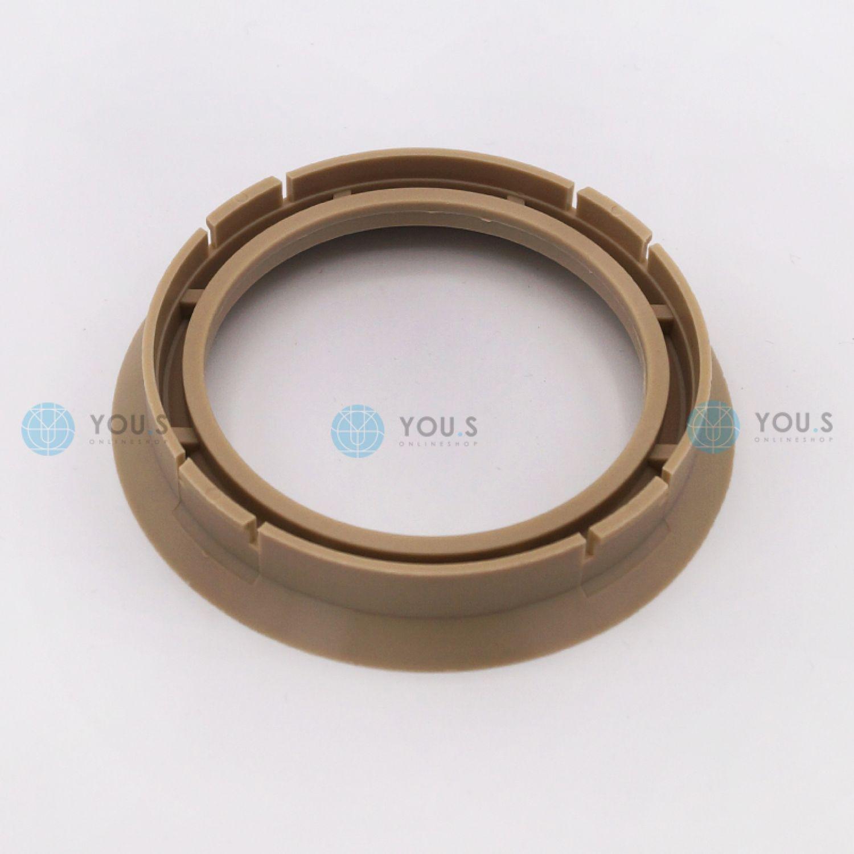 Llantas anilla anillas de centrado 76 a 70,6 mm alufelge