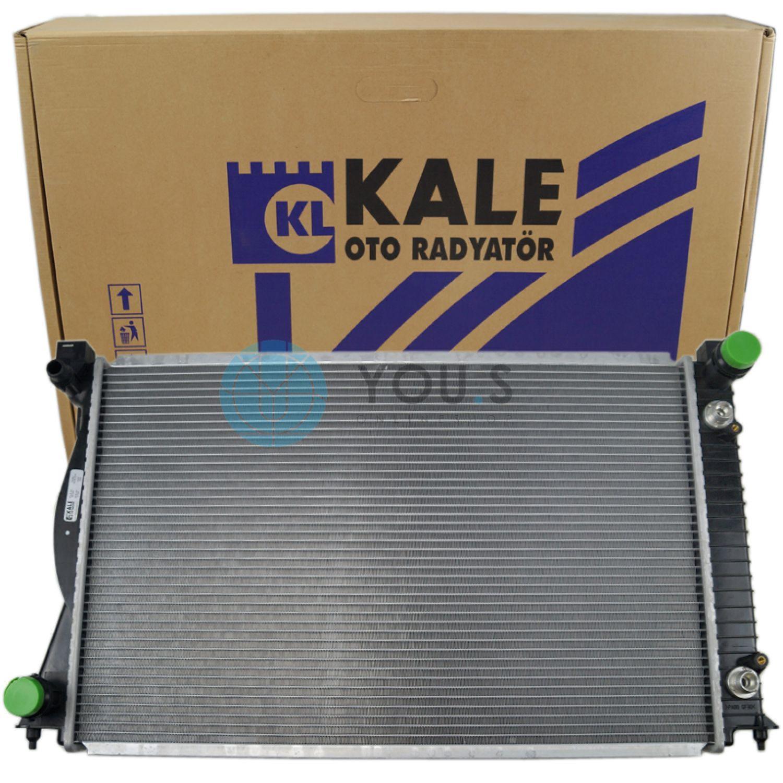 Kühler 3.0 TDI quattro Motorkühlung AUDI A6 4F2, C6