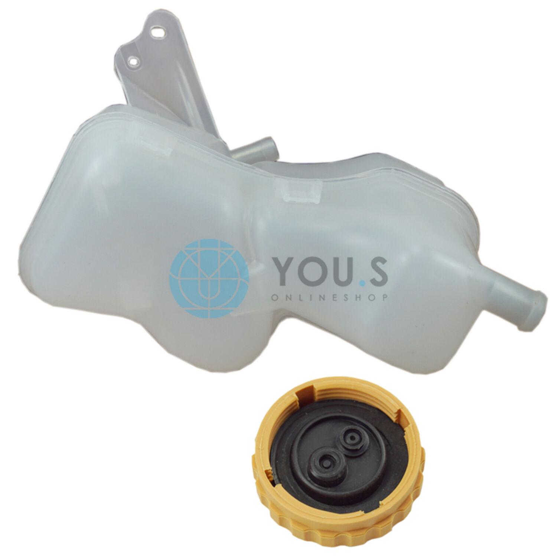 Kühlwasserbehälter Ausgleichbehälter mit Deckel  OPEL Vectra Calibra inc VERSAND