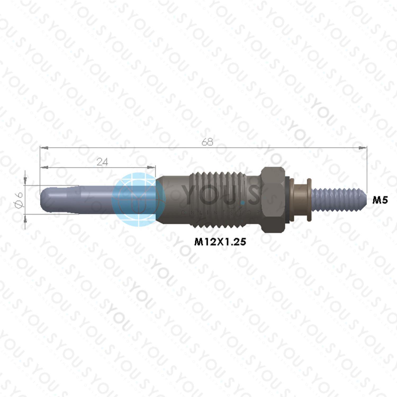Eccellente JAGUAR XJ40 XJS XJ6 XJ12 sistema di sicurezza manuale bloccaggio remota Fob