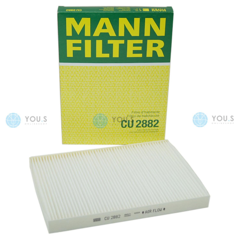 Mann Filter Innenraumfilter Pollenfilter