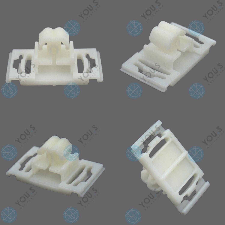 15x Zierleistenklammern Clip Halter Klammer für Audi A3 A4 A6 A8-4A0853825A