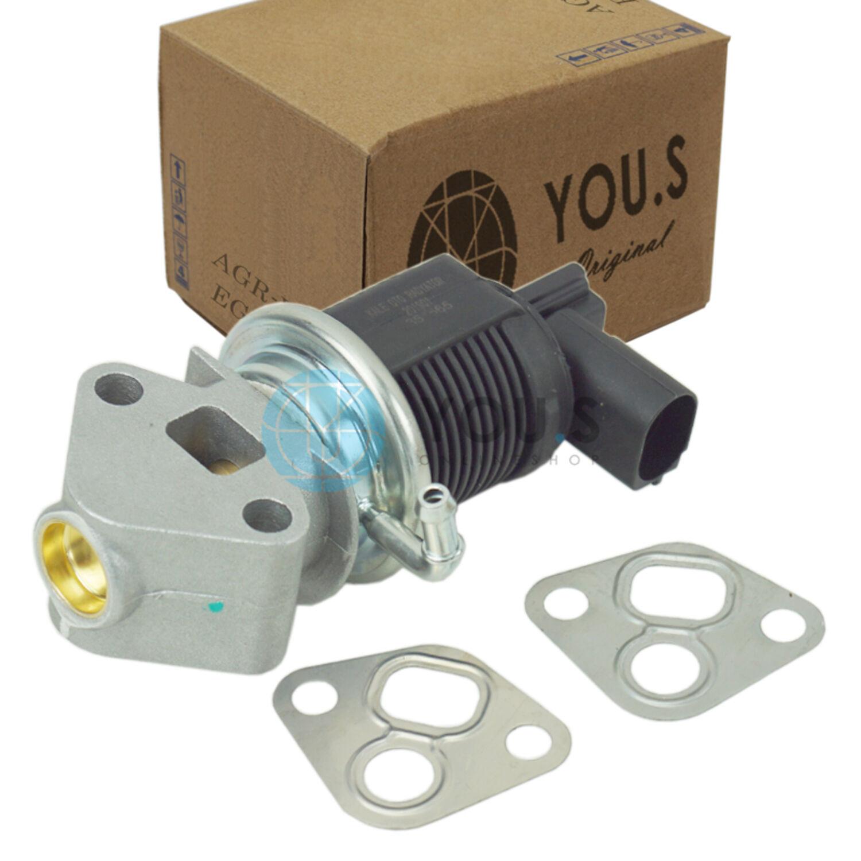 1.4 TDI YOU.S Original AGR Ventil Abgasrückführungsventil für VW FOX 5Z1, 5Z3