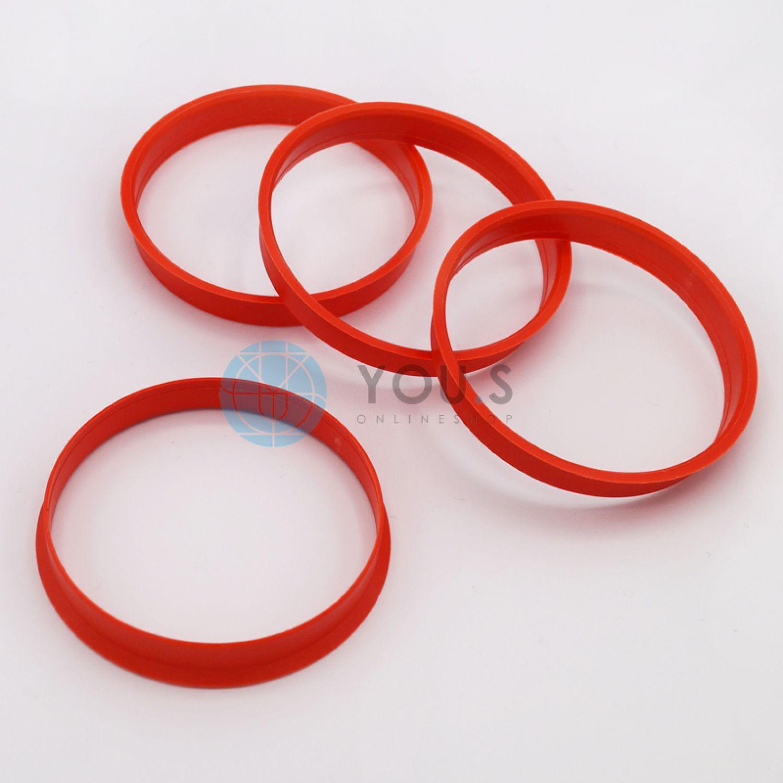 Llantas anilla anillas de centrado 72,0 a 65,1 mm alufelge