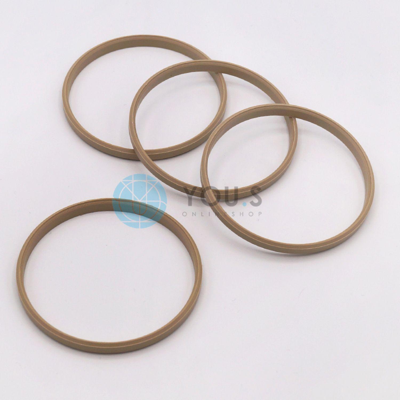 1 x Anello di Centraggio 70,0-67,1 mm MAZDA KIA HYUNDAI Rial Anzio ALUTEC ICW RH-NUOVO
