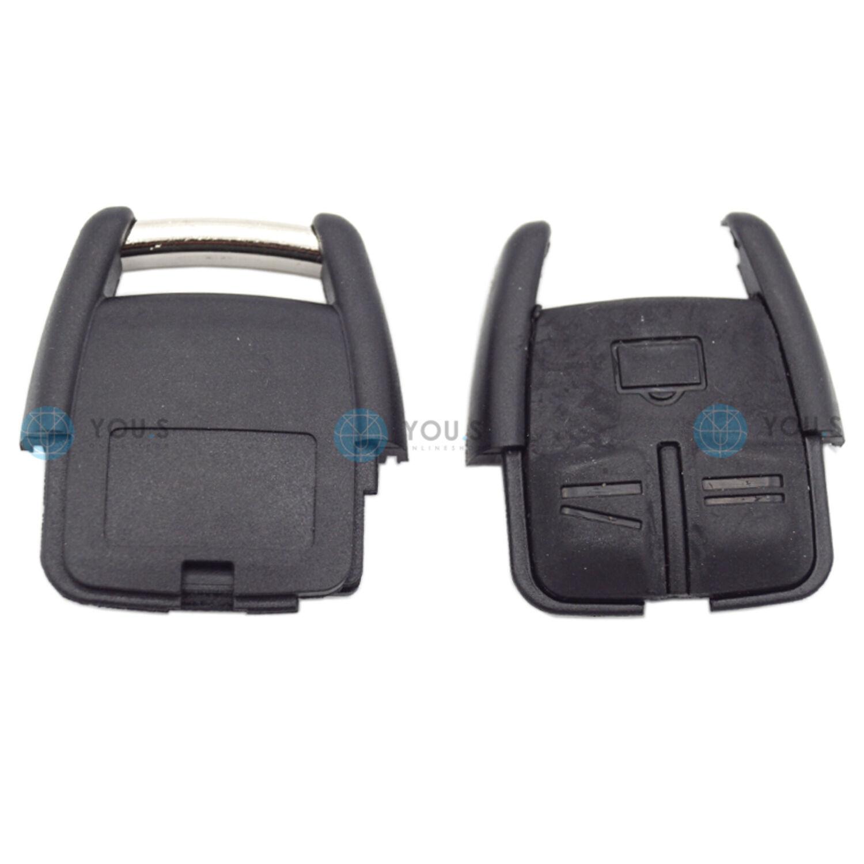 YOU.S Autoschlüssel Schlüssel Gehäuse für OPEL Signum Vectra C Vivaro Zafira A