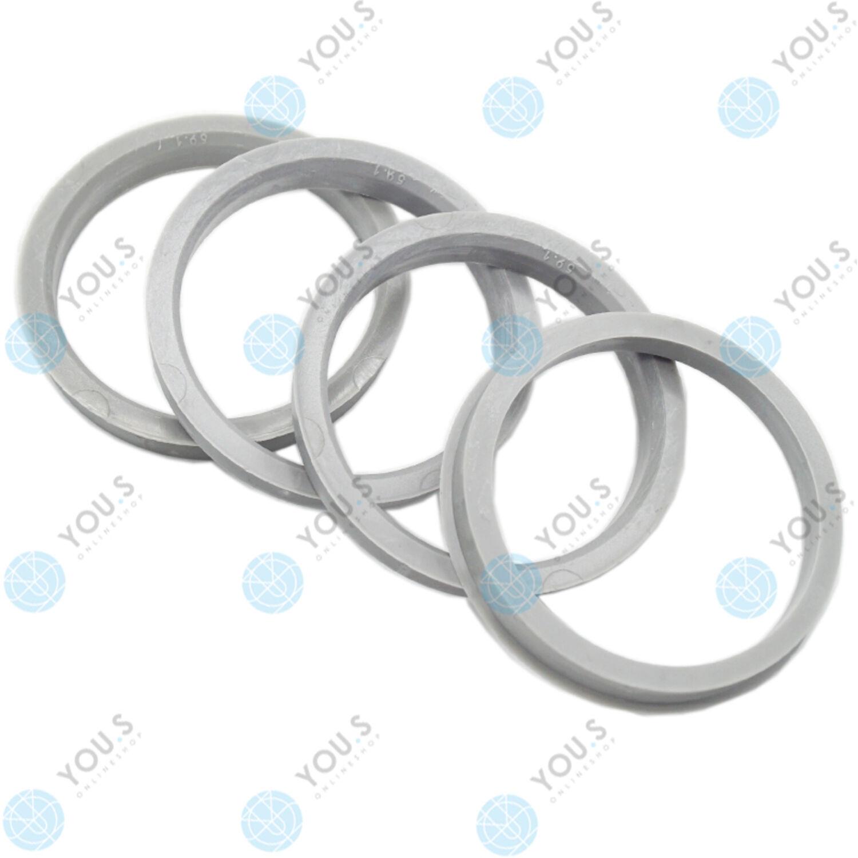DBV-NUOVO 3 x anelli di centraggio distanza Anello Cerchi in lega fz81 67,0-64,1 mm CMS