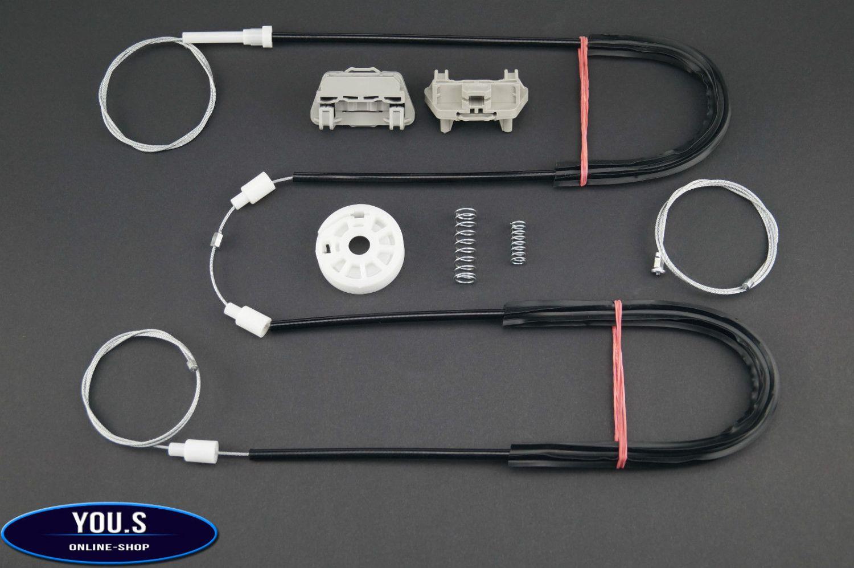 Fensterheber ohne Motor Vorne Links für Ford Focus I 3-Türer 1998-2004