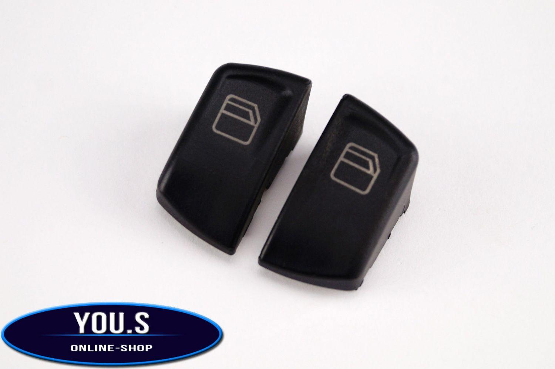 2x Mercedes Vito W639 elektrischer Fensterheber Schalter Taste Knopf ...
