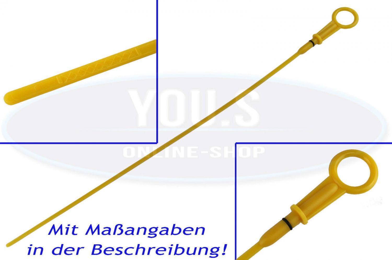 RENAULT CLIO KANGOO MEGANE SCENIC MODUS 1.5 DCI K9K OIL DIPSTICK 8200463656