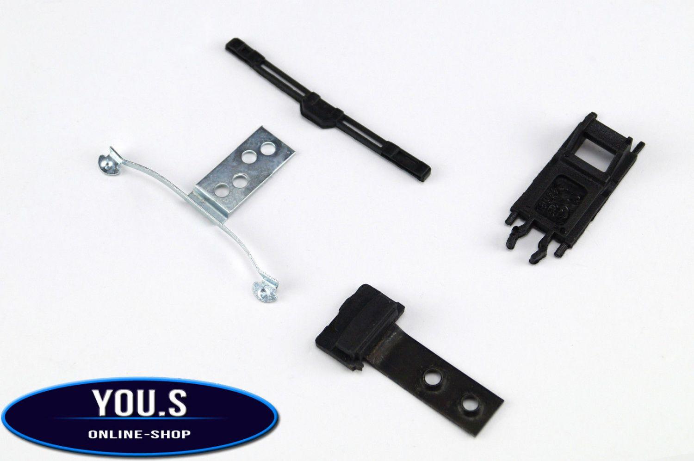BMW E46 Reparatursatz Schiebedach 2x Metallklammer ab Bj 2003 Links Rechts NEU