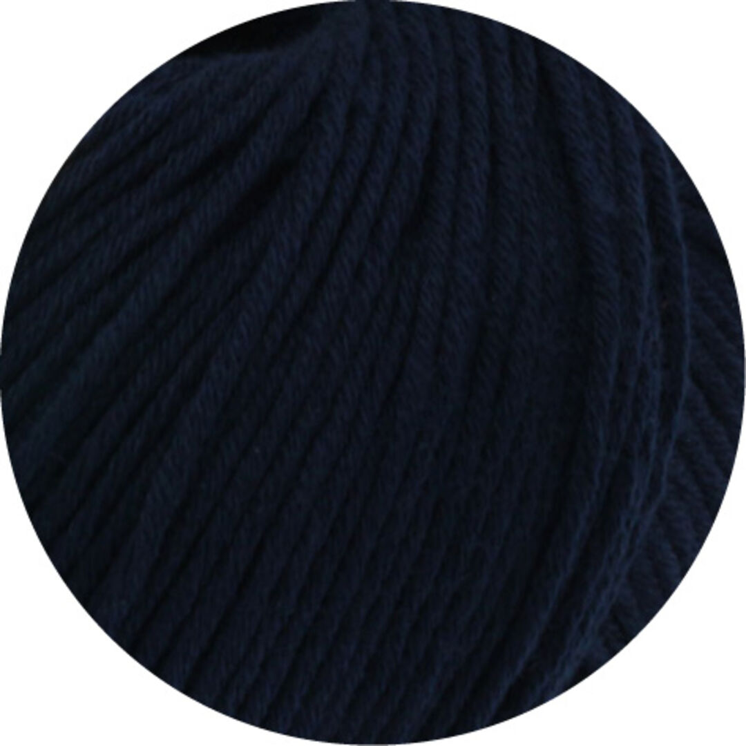 Lana Grossa 131 dunkelviolett 50 g Organico GOTS Fb Wolle Kreativ