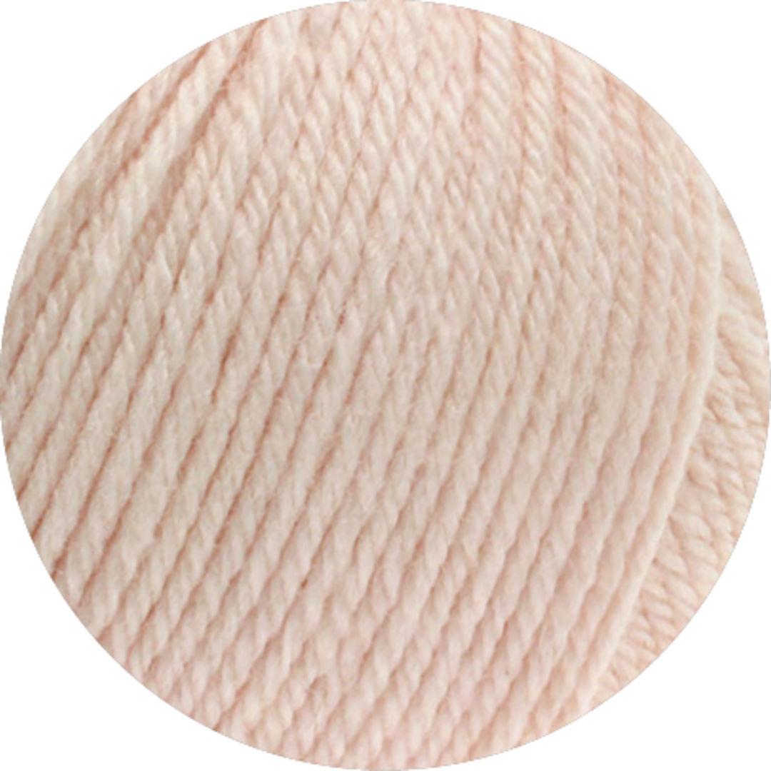 Wolle Kreativ Fb 29 altrosa 50 g Merino Uno Lana Grossa