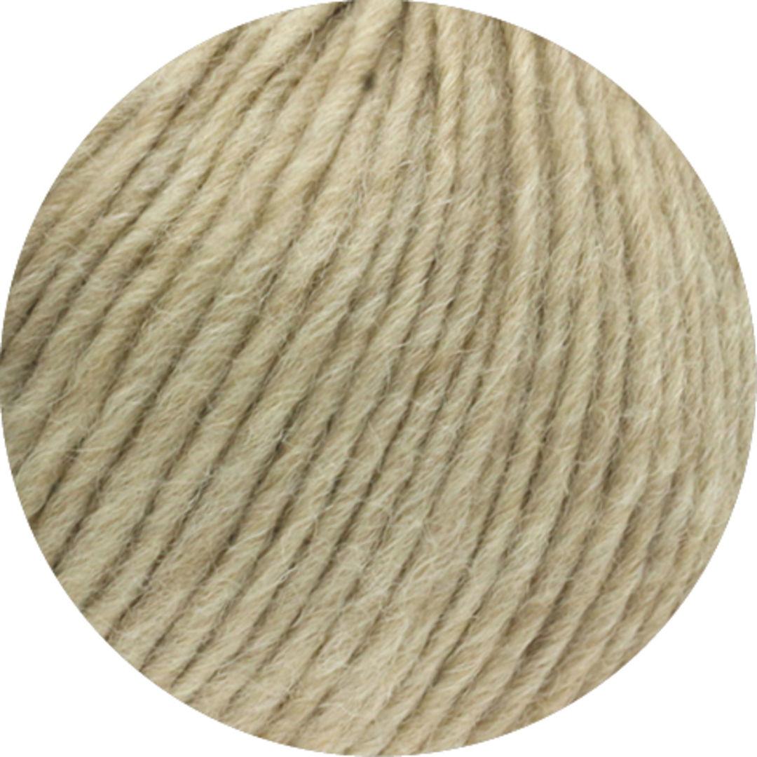Lana Grossa Fb 1 weiß 50 g Cool Cotton Wolle Kreativ