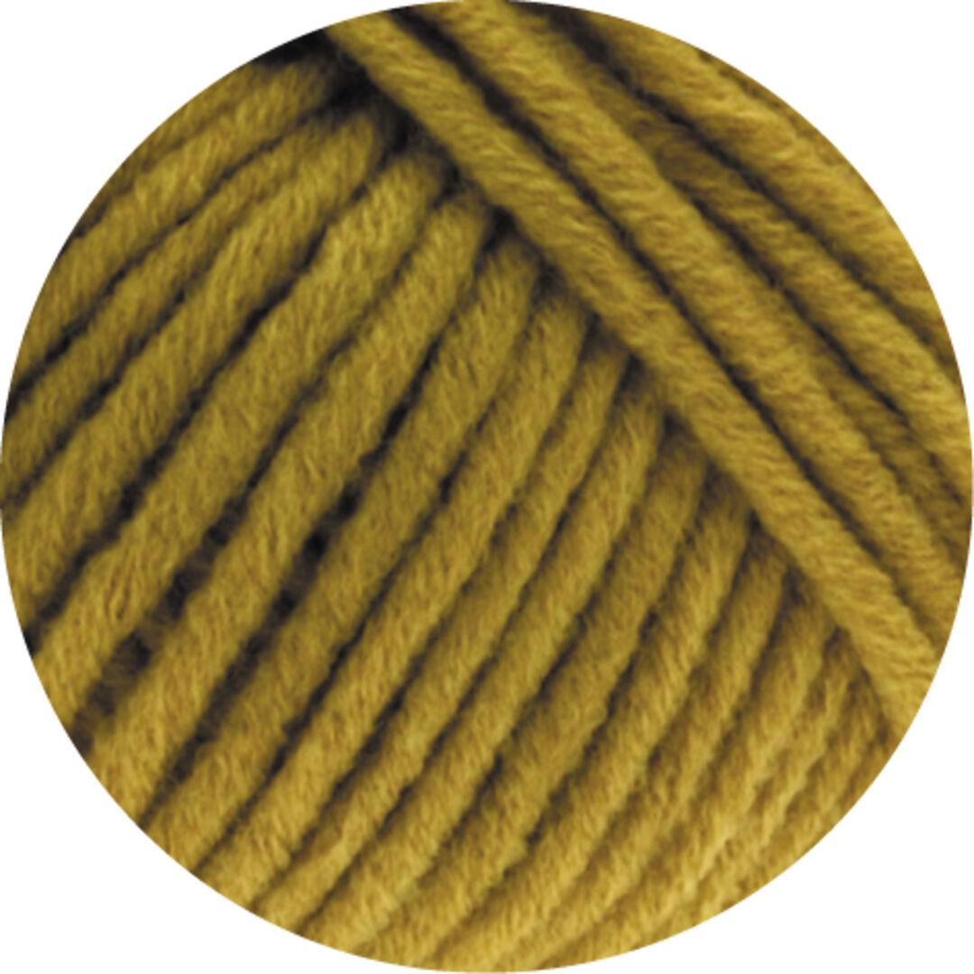 Wolle Kreativ Mille II Fb Lana Grossa 81 rotbraun 50 g