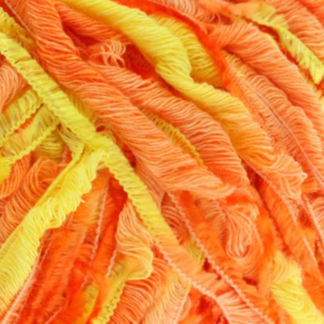 124 gelb//orange//smaragd//pink 100 g Wolle Kreativ Primavera Fb Lana Grossa