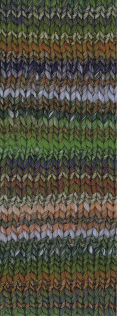 Wolle Kreativ! Lana Grossa Olympia Fb. 63 graugrün