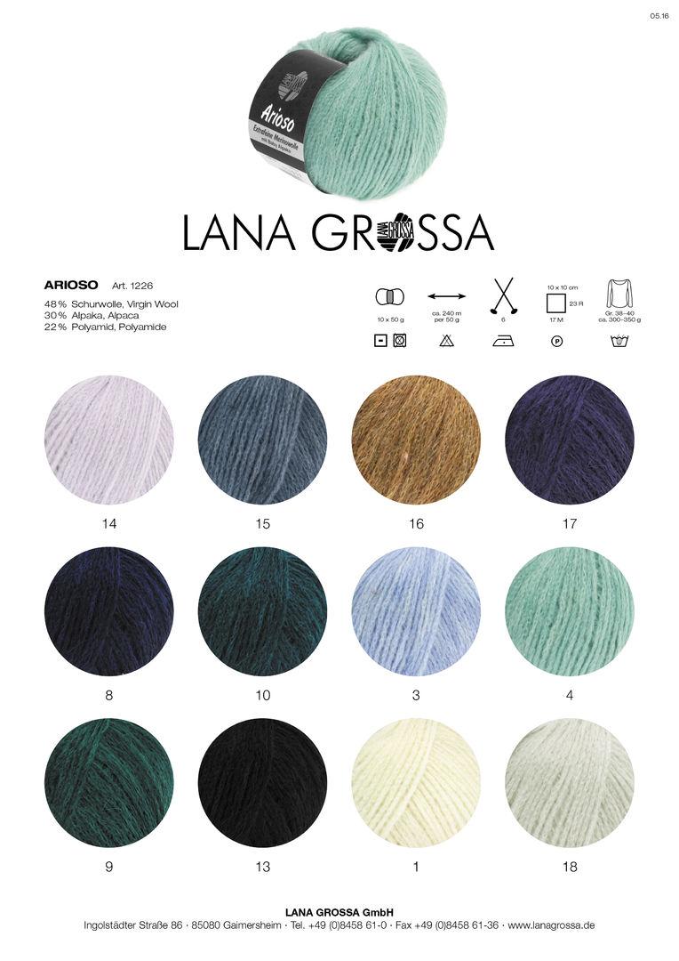 Lana Grossa Scala 18