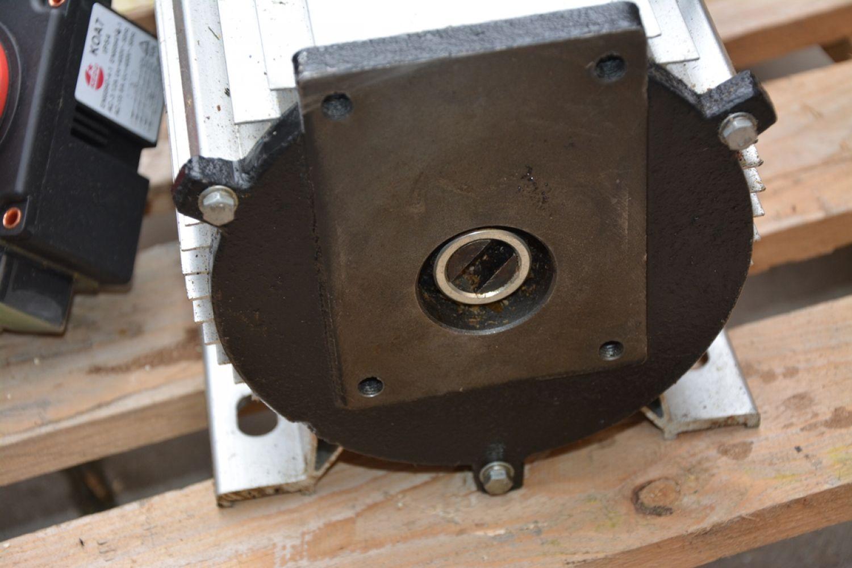 scheppach elektromotor 400 v 3.5 kw für holzspalter mit schalter e
