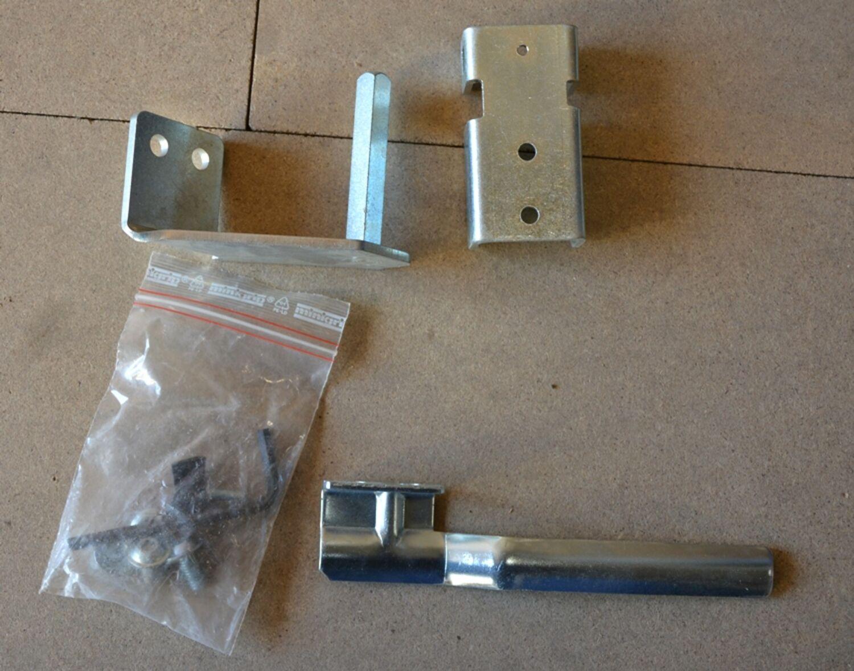 Scheppach Schleifpapier-Set 150mm K80 10 Stück für BTS 800