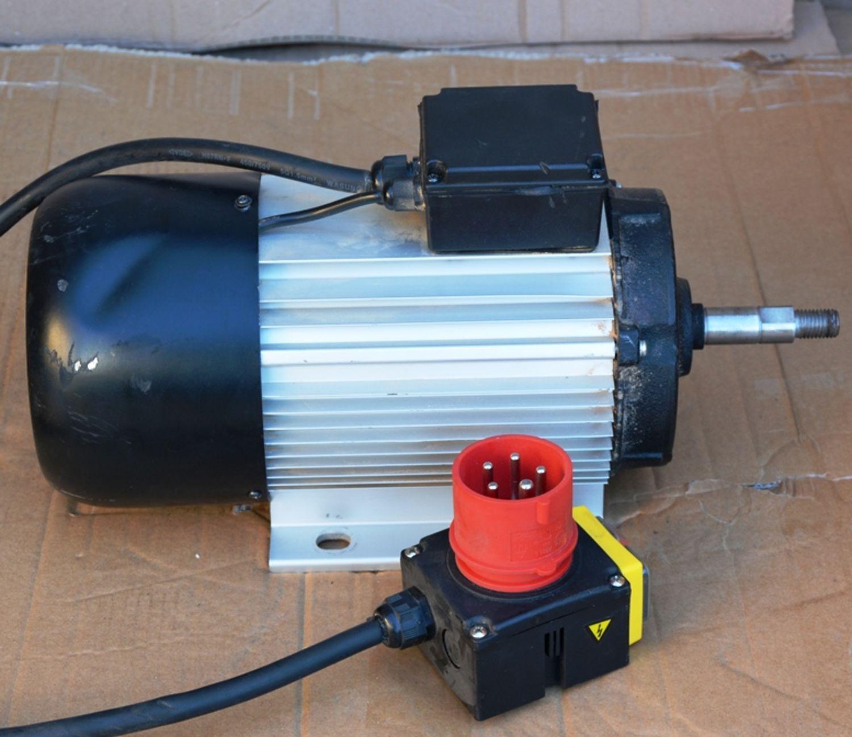 scheppach elektromotor 400 v 4,2 kw für kreissäge tischkreissäge