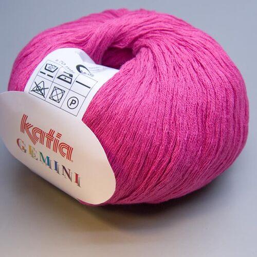 Lana Grossa Nobile 005 rosa carmino 50g Wolle 11.90 EUR pro 100 g