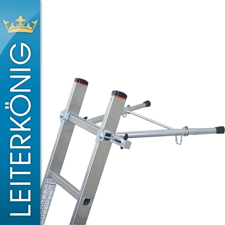 krause wand abstandhalter für leitern combi-system zubehör 122018 | ebay