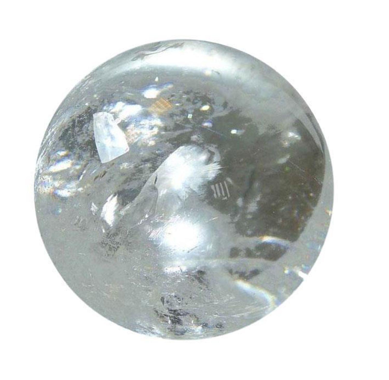 XL Qualität  Brasilien Größe 25 g Bergkristall Trommelsteine Ø 30-45 mm  A