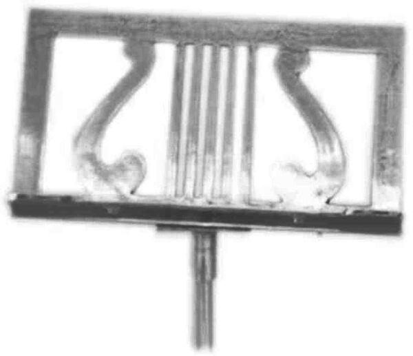 Orchesterpult Kochbuchhalter Orchesterpult Notenständer