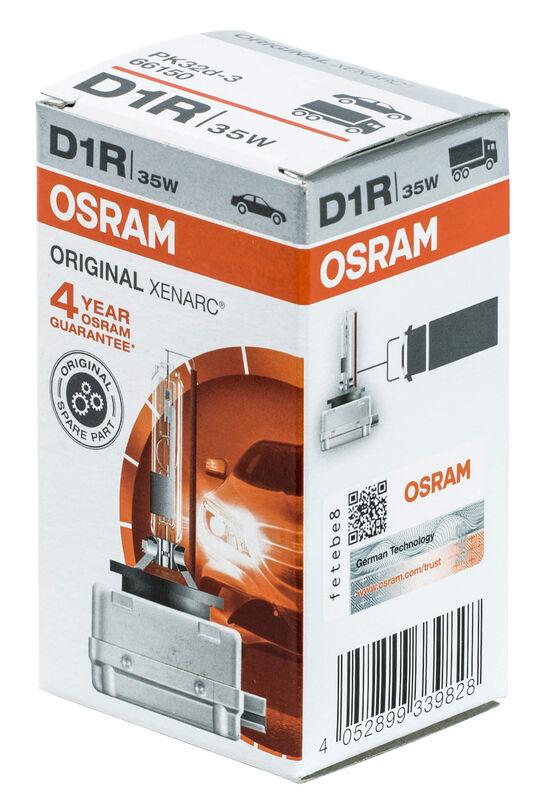 OSRAM 66150 xenarc ® d1r boite pk32d-3 xenon lampes comme feux de croisement