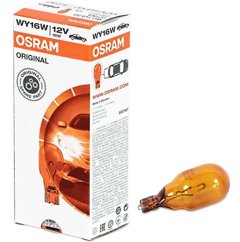 30x Osram Gl/ühbirnen Original 12v 5w W2.1x9.5d R/ücklicht Kennzeichen Standlicht