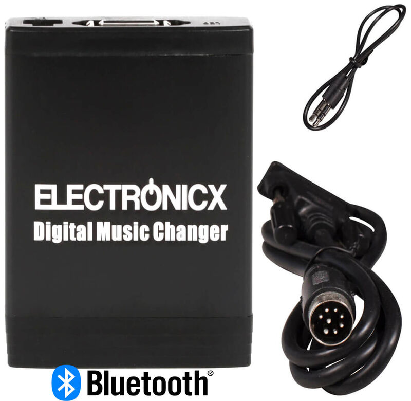 Adapter USB Mp3 AUX Bluetooth Handsfree Honda, Acura