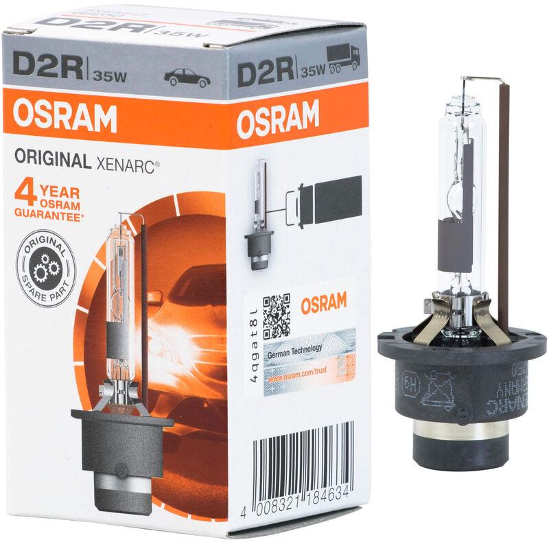 Osram ORIGINAL 66250 XENON D2R XENARC Headlamp HID 35W 1x