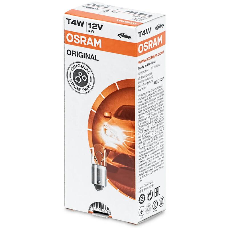 10x ba9s Lampe Lima t4w 4 Watt Standlicht Glühbirne Angebot neu OVP