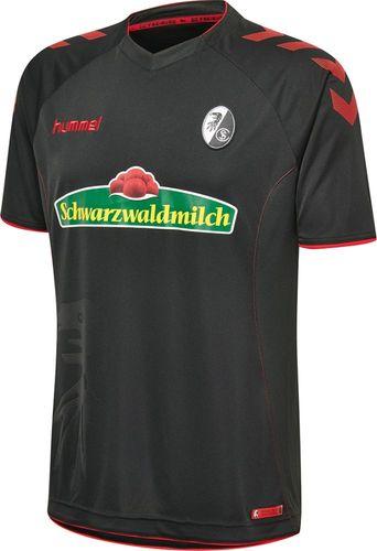 Hummel Football Soccer SC Freiburg Kids Away Jersey Shirt Top 2018 2019 8cec6957c