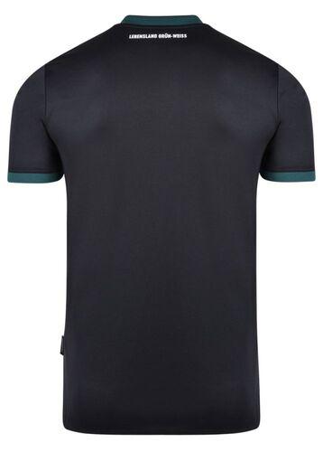 UMBRO 2019-2020 Werder Bremen Training Football Soccer T-Shirt Jersey Black