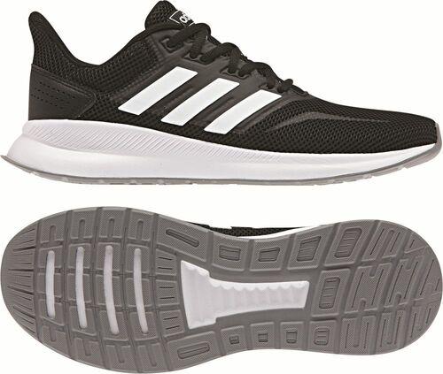 Details zu Adidas Running Runfalcon Schuh Laufschuhe Damen schwarz weiß