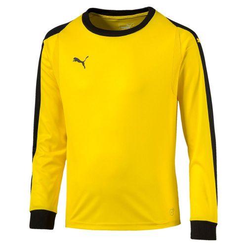 580d9e96ac Sonstige Puma Fußball Liga Casuals Polo-Shirt Fußballshirt Kinder schwarz