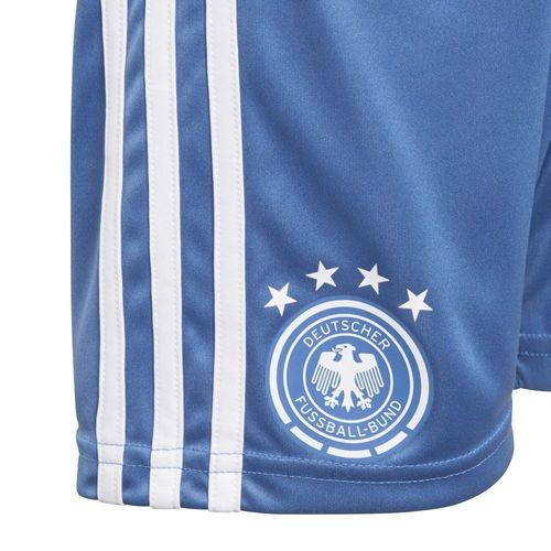 d7fdb5b7ed1 Adidas Kids Football DFB Germany World Cup 2018 Home Goalkeeper Mini Kit Set